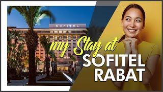 HOTEL REVIEW | Sofitel Rabat Jardin des Roses (Mor...