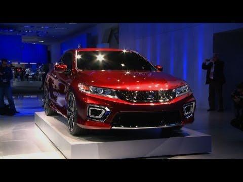 Detroit Auto Show: Honda Accord Coupe | Consumer Reports