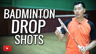 Badminton Tips - Drop Shots - Coach Andy Chong