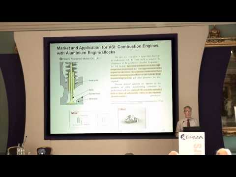 "Presentation: ""Market Changing Products in the History of PM"" - Dr Volker Arnhold"