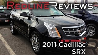 2011 Cadillac SRX Review, Walkaround, Exhaust, Test Drive