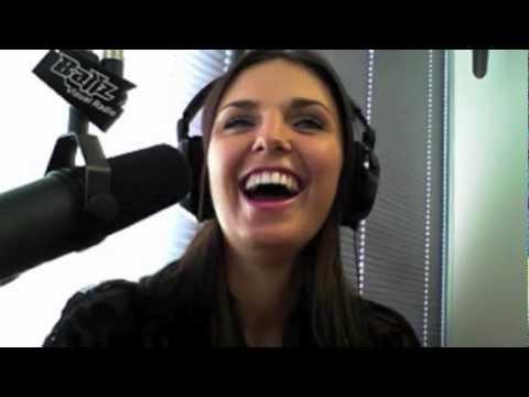 Imari Visser on The Hayley O Show