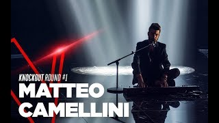 """Matteo Camellini  """"Se tu non torni"""" - Knockout - Round 1 - TVOI 2019"""