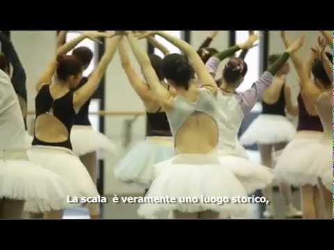 Il corpo di ballo - The ballet company (Teatro alla Scala)