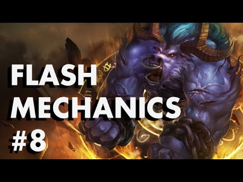 Flash Mechanics #8 - Alistar