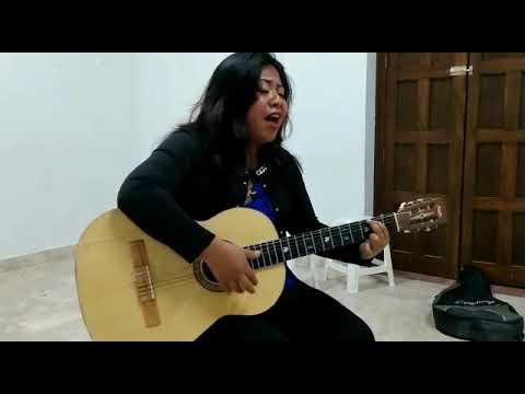 Paloma negra(cover) Edith Aparicio,compositor Tomás Méndez
