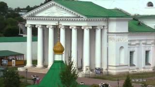 Спасо Яковлевский монастырь 2014(Основан в 1389 году ростовским епископом св. Иаковом., 2014-07-12T13:40:40.000Z)
