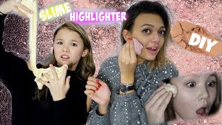 connectYoutube - SLIME HIGHLIGHTER W/ LEANY DANSE !