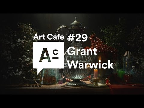 Art Cafe #29 Grant Warwick