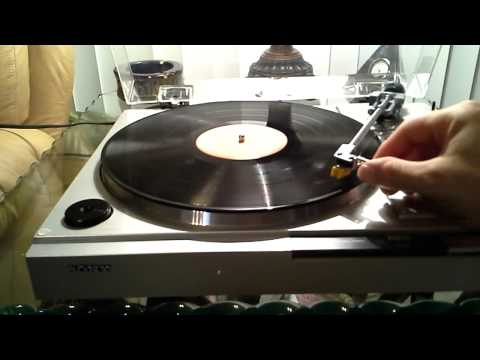 Sony PS-lx 22 Turntable