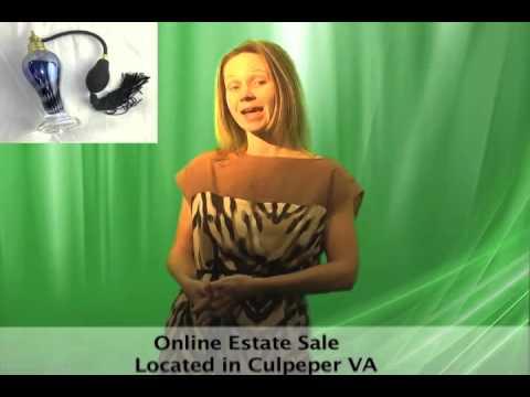 Estate Sale Antiques and Collectibles Online Auction