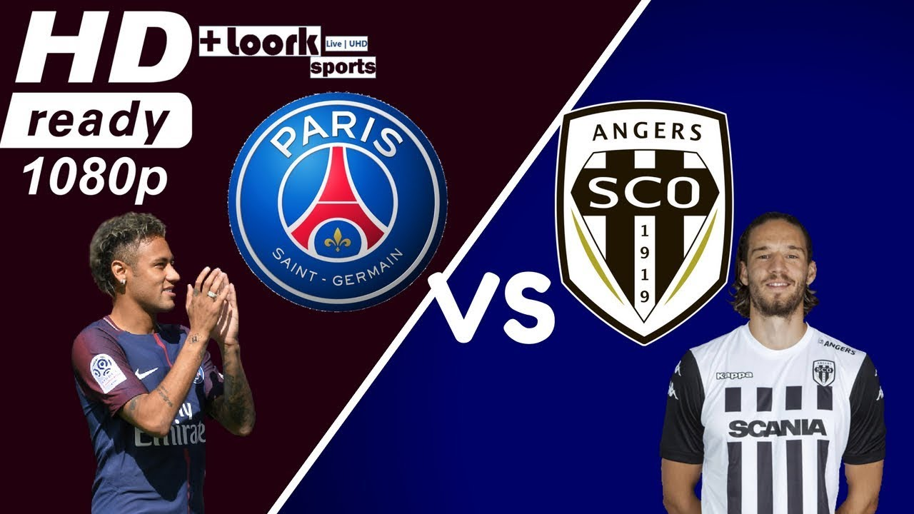 PSG vs Angers - Goals & Highlights - Ligue One - YouTube