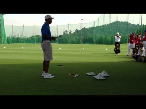 Tiger Woods Clinic