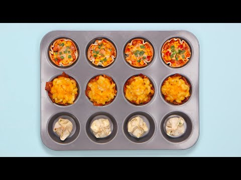 3 Deliciously Simple Muffin Tin Appetizer Ideas