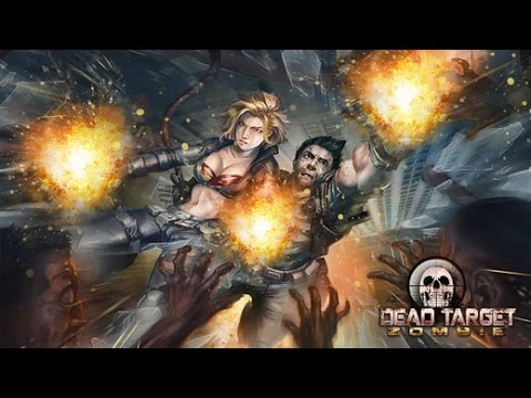 dead target: zombie - official hd best game - android / ios -