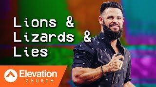 TRIGGERED: Taking Back Your Mind In The Age Of Anxiety Part I | Pastor Steven Furtick