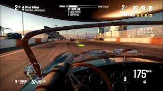 NFS Shift 2 - Muscle Mode Gameplay