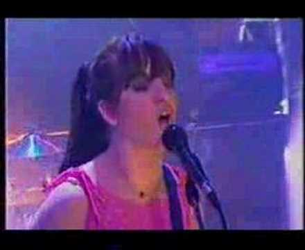 The Donnas - Take It Off (Rove TV 2003)