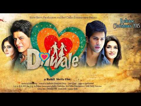 Dilwale Full Songs 2015 In HD - Tujhse Pyar | Arijit Singh | Shah Rukh Khan, Kajol, Latest Full Song