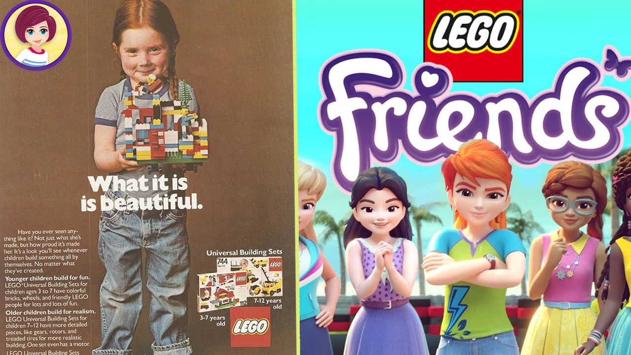 Why Lego Friends matters : A fun rant