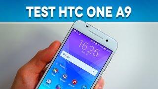 Test du HTC One A9 sous Android. Disponible sur Amazon : http://tst...