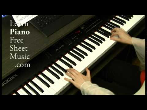 Canon by PACHELBEL very beautiful piano version