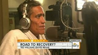 """Golden Voice"" Ted Williams' Amazing Journey"