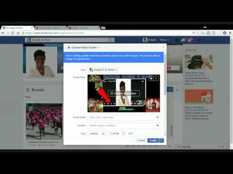 Vida Divina For Africa | How To Create Facebook Events & Facebook Advertising