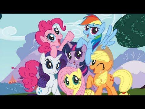 My Little Pony: Arkadaşlık Oyunları 1.Bölüm Türkçe Dublaj