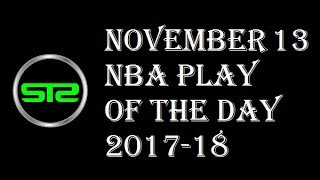 November 13, 2017 - NBA Pick of The Day - Today NBA Picks Against The Spread ATS Tonight - 11/13/17
