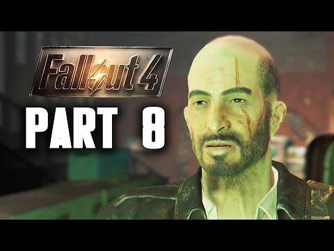 Fallout 4 Walkthrough Part 8 - FAT MAN & KELLOGG (PC Gameplay 60FPS)