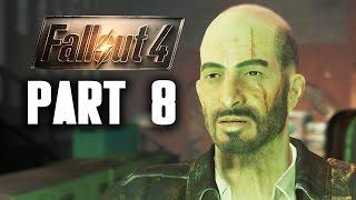 Fallout 4 Walkthrough Part 8 - FAT MAN & KELLOGG (PC Gameplay 60FPS)