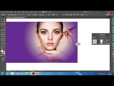 Adobe Illustrator CC Tutorial | Shape Tools – Rectangle Tool, học thiết kế đồ họa online thumbnail
