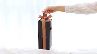 쇼핑백이 필요없는 상자포장법 / 와인, 오일 포장법 /…
