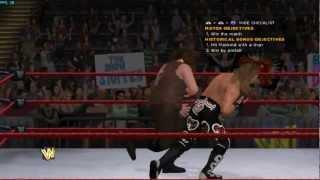 WWE 13 Settings on Dolphin Emulator Running at Full Speed