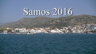 Samos 2016(Summer vacation 2016 on Samos in Greece with friends Sonja and Staffan. Including Fito Aqua Bleu Resort, Potokaki Beach, Hydrele village, Lykourgos ..., 2016-08-27T22:01:48.000Z)