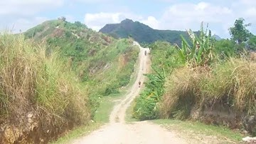 Miyamit Falls 2014 - Porac, Pampanga Philippines - Mountain Bike Adventure