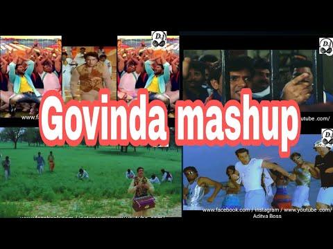 Govinda mashup song ( Aditya Boss)