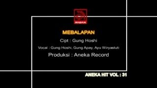 Gambar cover Ayu Wiryastuti & G. Hoshi & G. Apay - Mebalapan [OFFICIAL VIDEO]