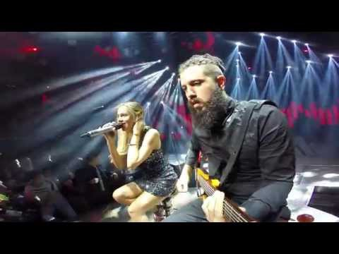 ARTS BAND - Drunk In Love (Live in Queen club 2015) GoPro