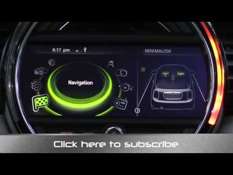 2015 Mini Coonnected Infotainment and Navigation System