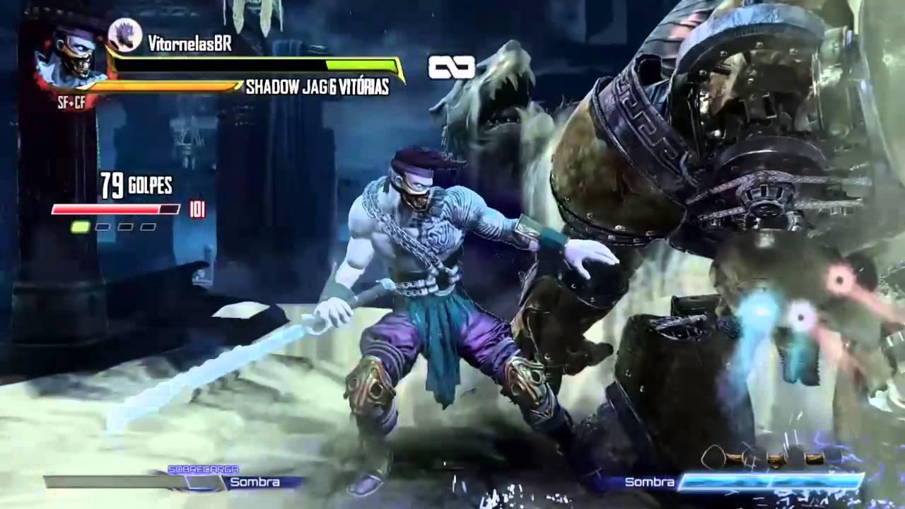 Killer Instinct - Ultra Combo Gameplay - GameSpot