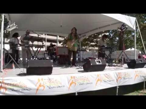 One Love Reggae Band The 29th Annual Dayton Reggae Festival  ..    Dave Hall Plaza