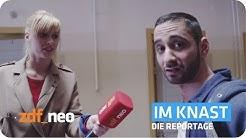 """""""Ich bin hier die Nummer 1"""" - Knast-Reportage Teil 1 - ZDFneo"""