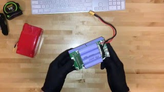 Bad vs. good hoverboard Battery - how to tell & take apart