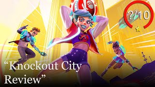 Knockout City Review [Series X, PS4, Switch, Xbox One, & PC] (Video Game Video Review)
