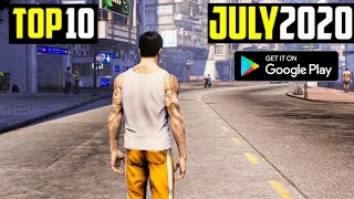 TOP 10 NEW ANDROID GAMES IN JULY 2020 | HIGH GRAPHICS (Online/Offline)