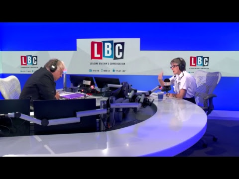 Call The Commissioner: 4th September 2018 - Cressida Dick's Phone-In - LBC