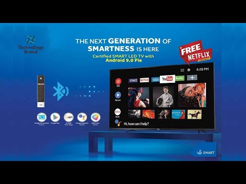 Top 5 Best Smart LED TV 's Reviews - Technology Brand