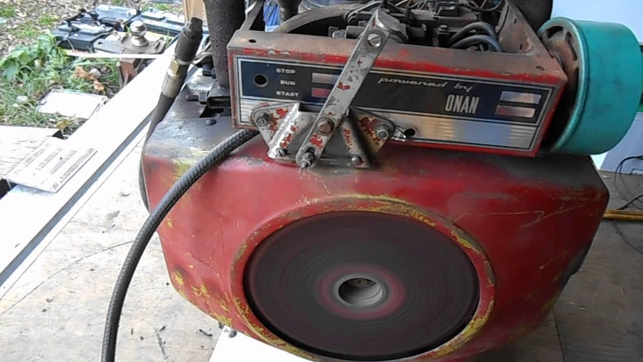 Onan Twin Cylinder Engine | Tyres2c